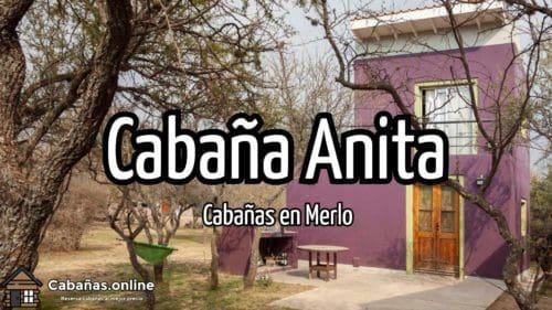 Cabaña Anita