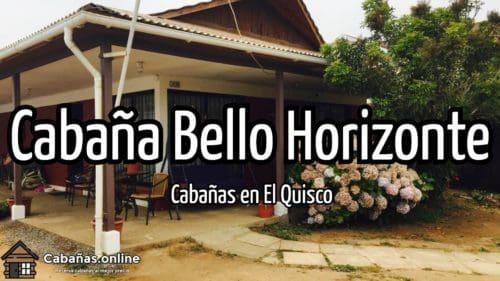 Cabaña Bello Horizonte
