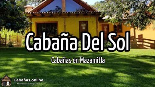 Cabaña Del Sol