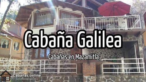 Cabaña Galilea