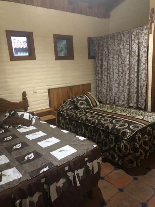 Cabana Hondonada 4