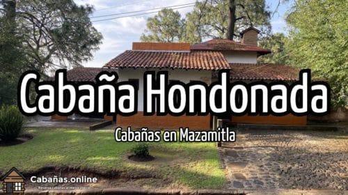 Cabaña Hondonada
