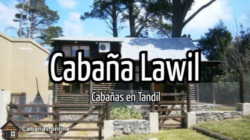 Cabaña Lawil