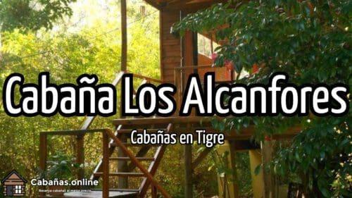 Cabaña Los Alcanfores