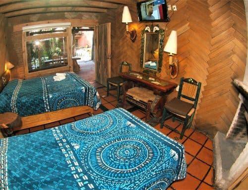 Cabana Los Ruisenores 12