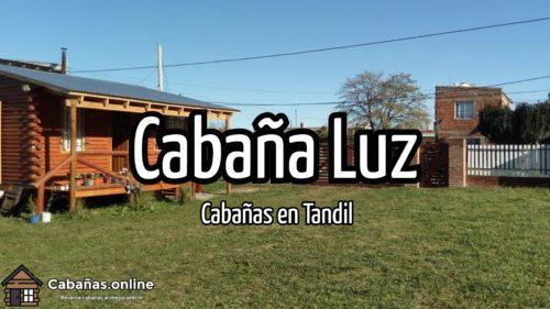 Cabaña Luz