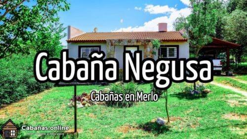 Cabaña Negusa