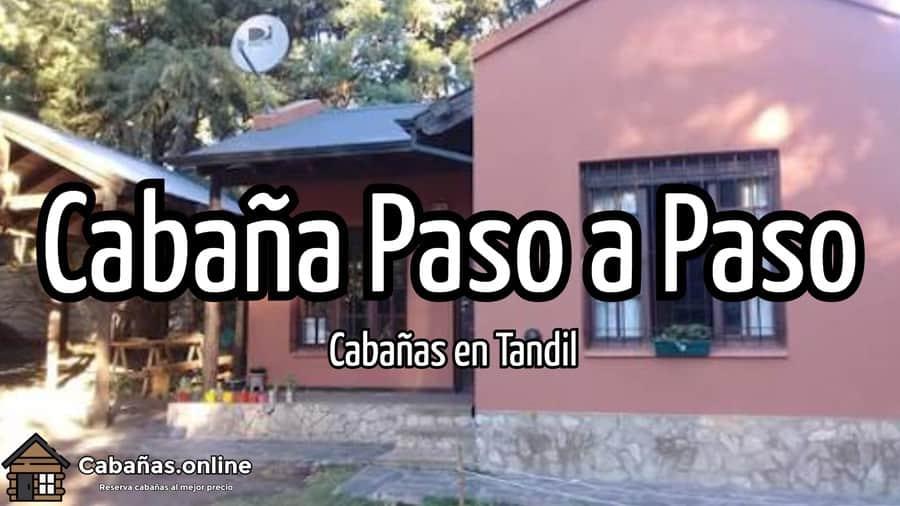 Cabana Paso a Paso