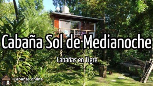 Cabaña Sol de Medianoche