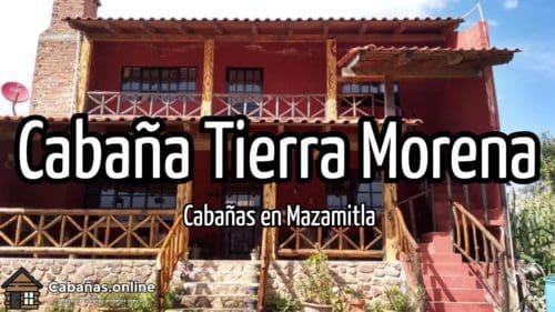 Cabaña Tierra Morena