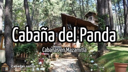 Cabaña del Panda
