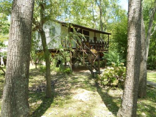 Cabana islena del bosque 40