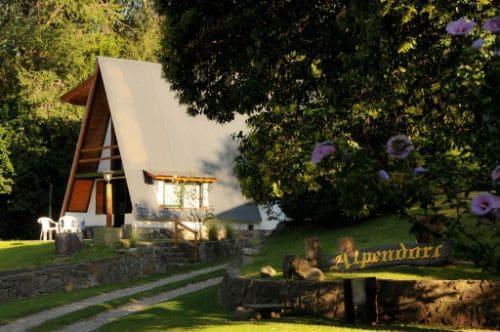 Cabanas Alpendorf 25