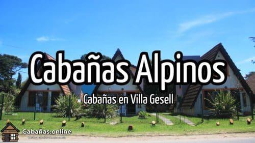 Cabañas Alpinos