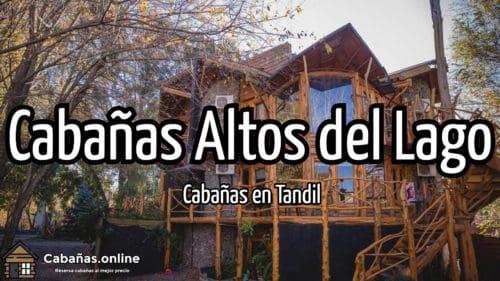 Cabañas Altos del Lago