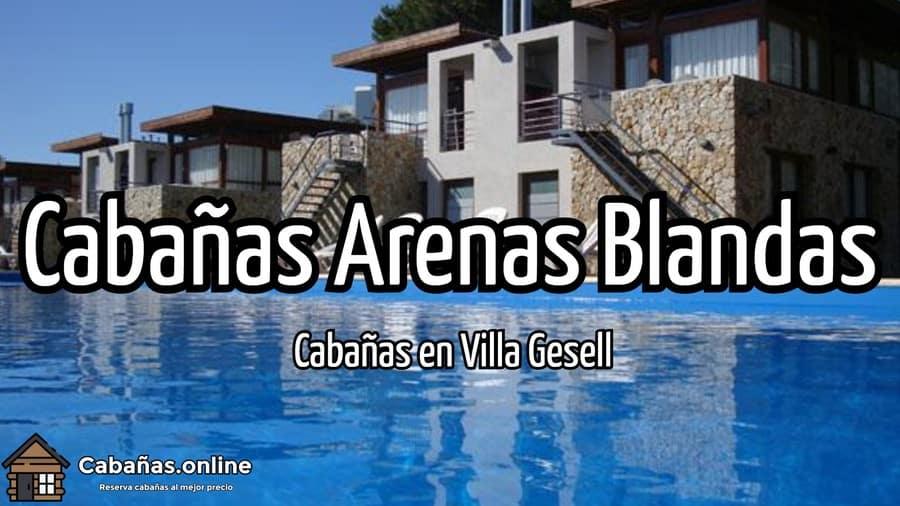 Cabanas Arenas Blandas