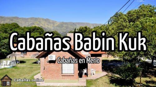 Cabañas Babin Kuk