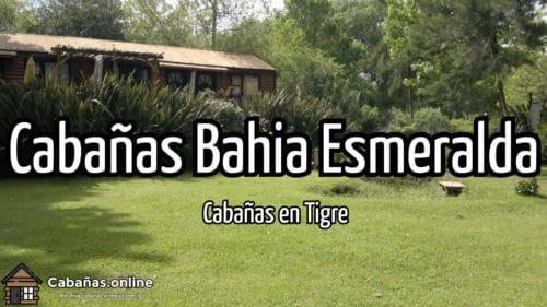 Cabañas Bahia Esmeralda