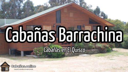 Cabañas Barrachina