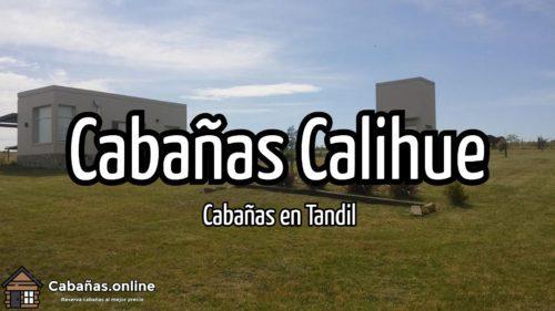 Cabañas Calihue