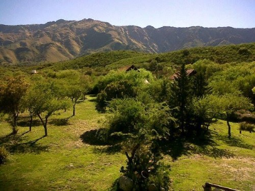 Cabanas Cerros del Sol 1
