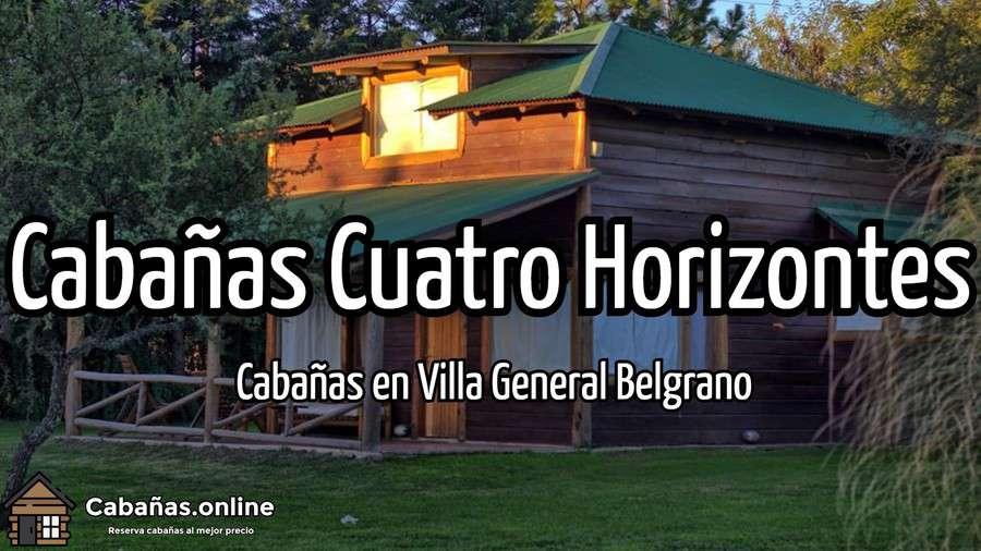 Cabanas Cuatro Horizontes