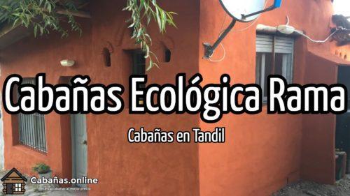 Cabañas Ecológica Rama