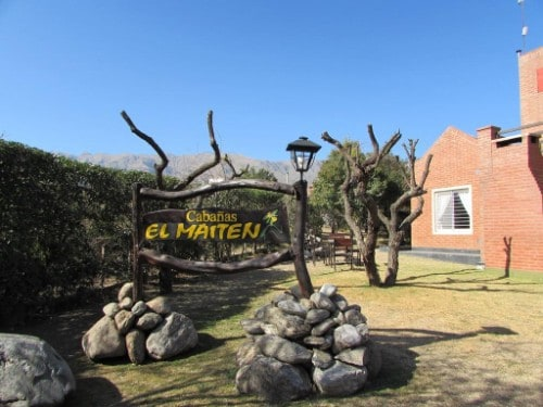 Cabanas El Maiten 1