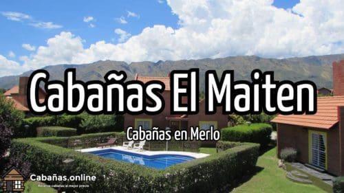 Cabañas El Maiten