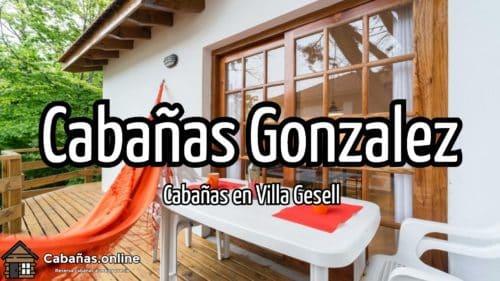 Cabañas Gonzalez
