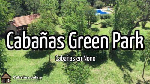 Cabañas Green Park