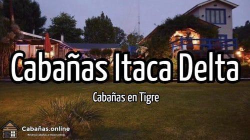 Cabañas Itaca Delta