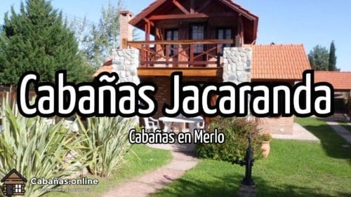 Cabañas Jacaranda