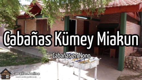 Cabañas Kümey Miakun