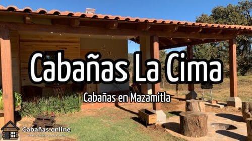Cabañas La Cima