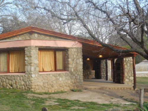 Cabanas La Moradita 13