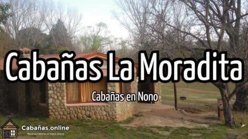 Cabañas La Moradita