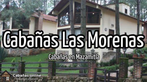 Cabañas Las Morenas