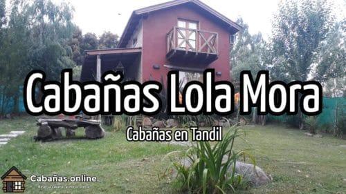 Cabañas Lola Mora