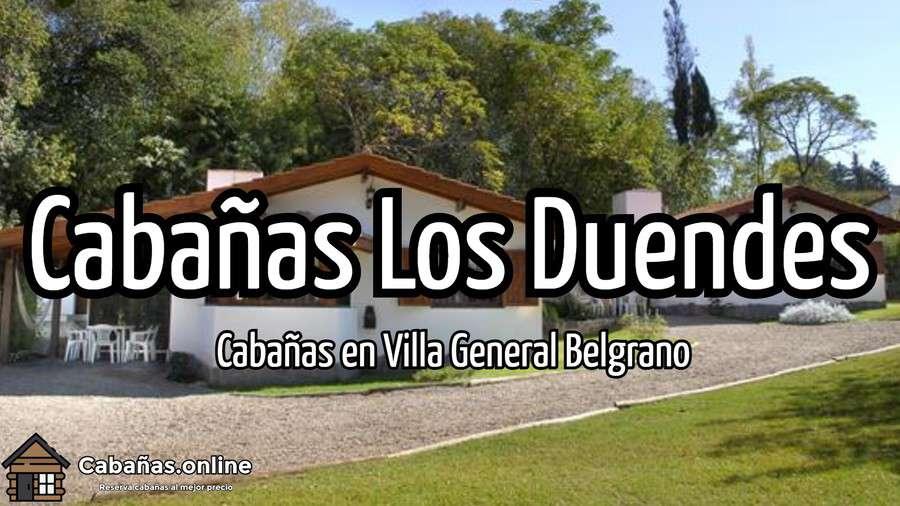 Cabanas Los Duendes