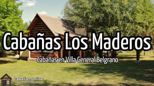 Cabañas Los Maderos