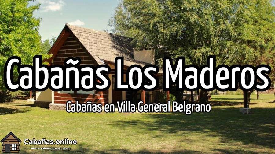 Cabanas Los Maderos