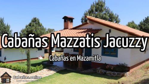 Cabañas Mazzatis Jacuzzy