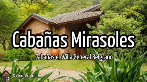 Cabañas Mirasoles