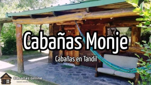 Cabañas Monje