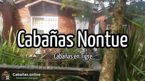 Cabañas Nontue
