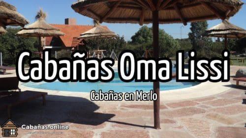 Cabañas Oma Lissi