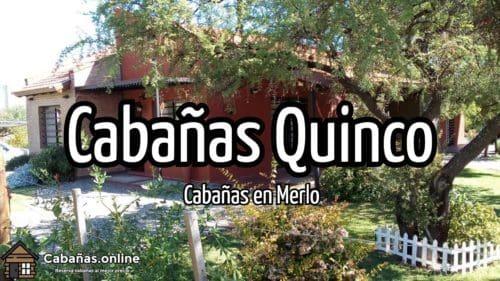 Cabañas Quinco