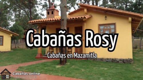 Cabañas Rosy