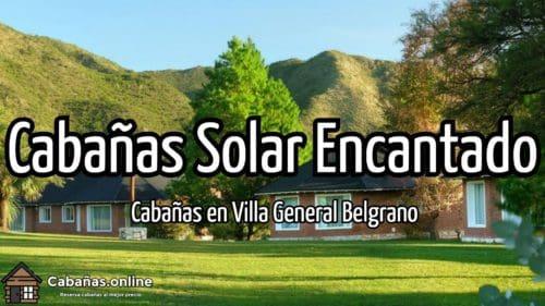 Cabañas Solar Encantado